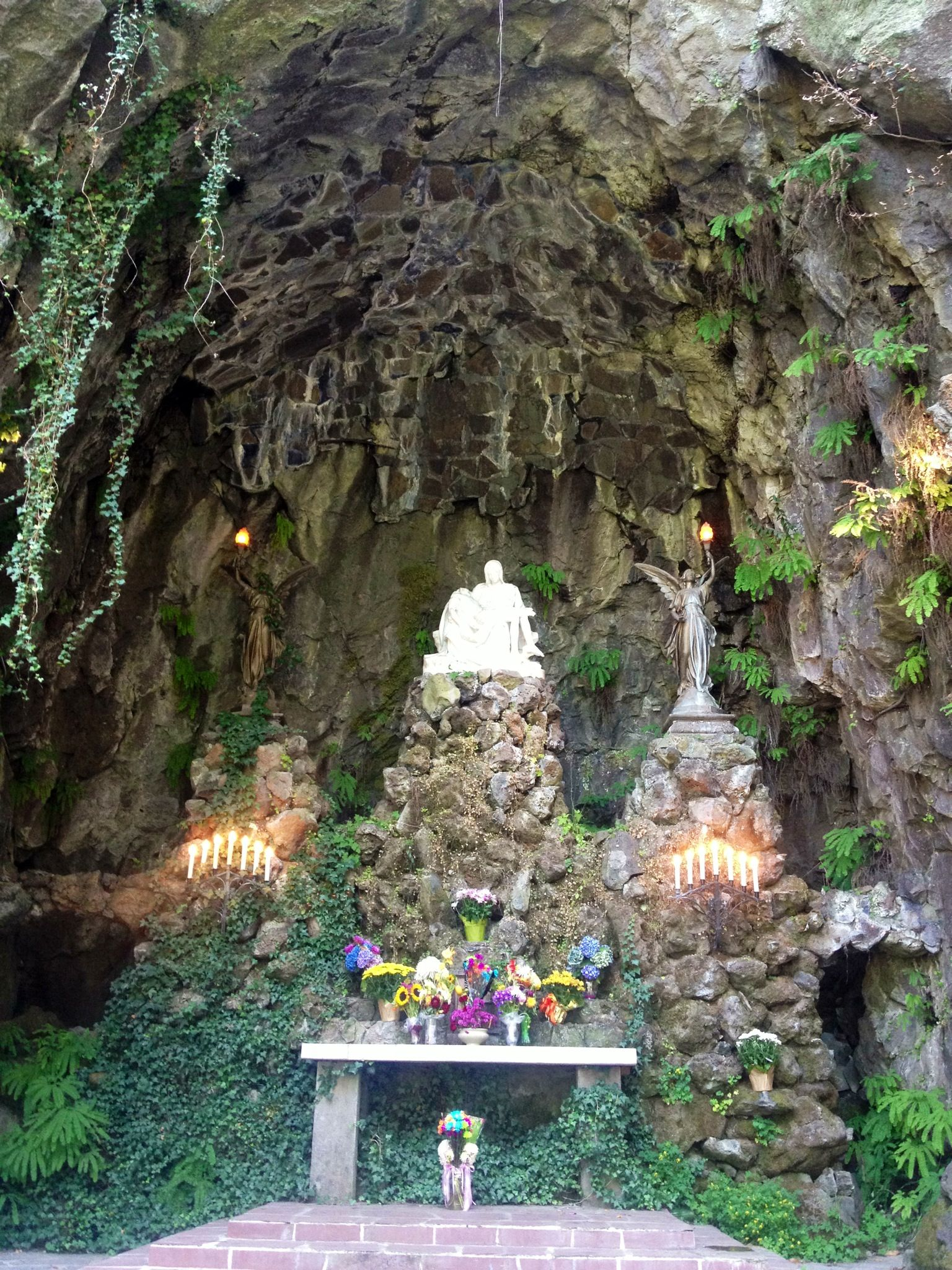 The Grotto\