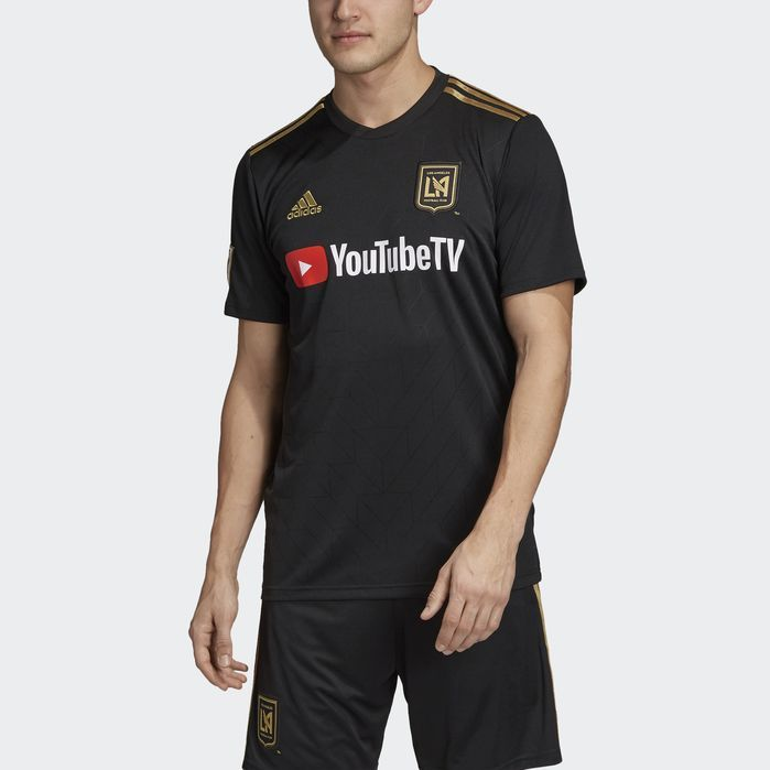 1e1ccd73d adidas Los Angeles Football Club Home Jersey in 2019