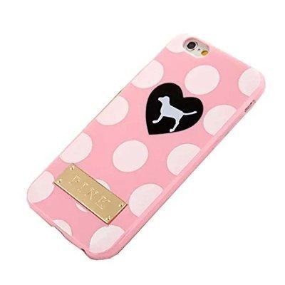 online store e68f0 b8aee SuperBZ Apple iPhone 6 Plus Polka Dot Case , Polka Dot Design ...
