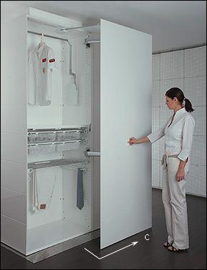 Servetto® Galley Door Mechanisms - Lee Valley Tools & Servetto® Galley Door Mechanisms - Lee Valley Tools | kitchen ideas ...