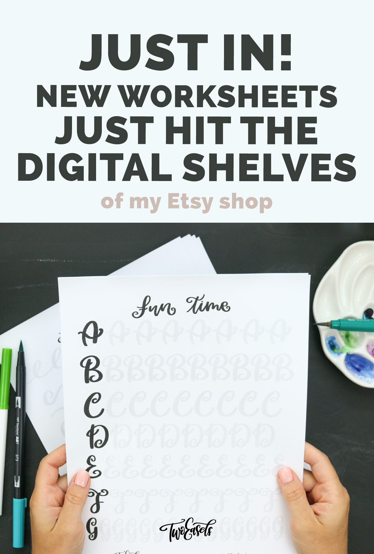 Just In New Worksheets Just Hit The Digital Shelves