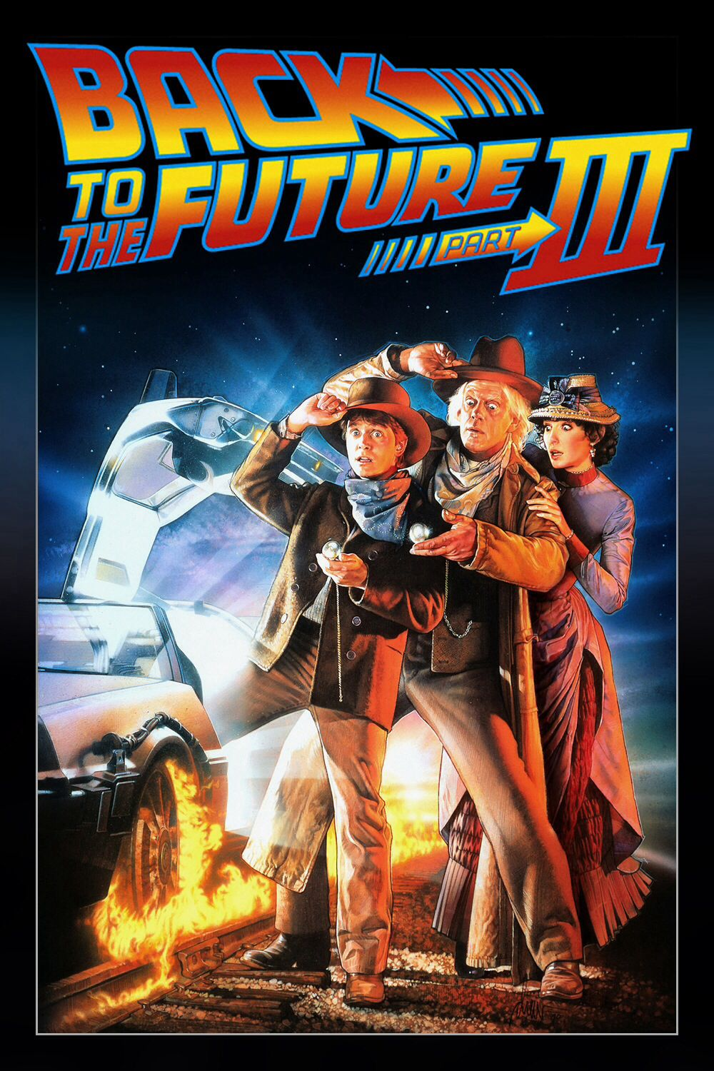 Back to the future part iii with images back to the