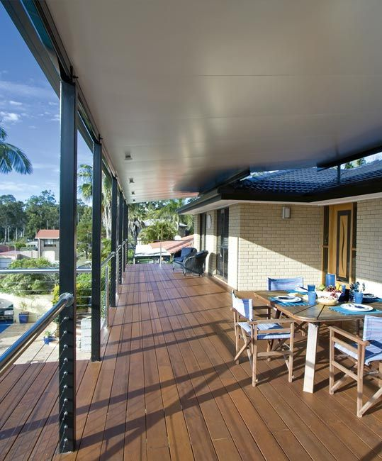 Patio Living Perth: Stratco Cooldek Roofing For Awnings, Carports, Pergolas