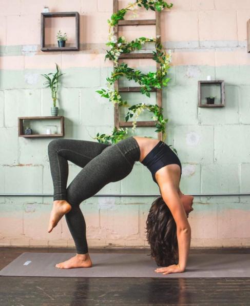 Beyond Yoga Spacedye High Waisted Long Yoga Leggings