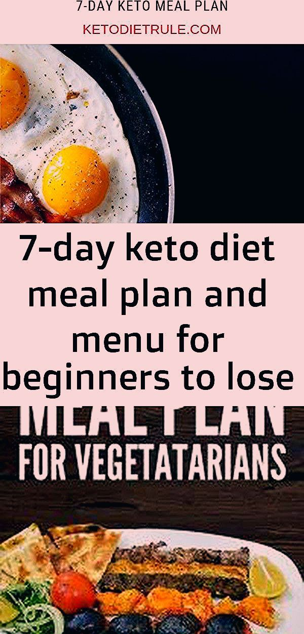 7-day keto diet meal plan and menu for beginners to lose weight 324 ,  #7Day #Be…