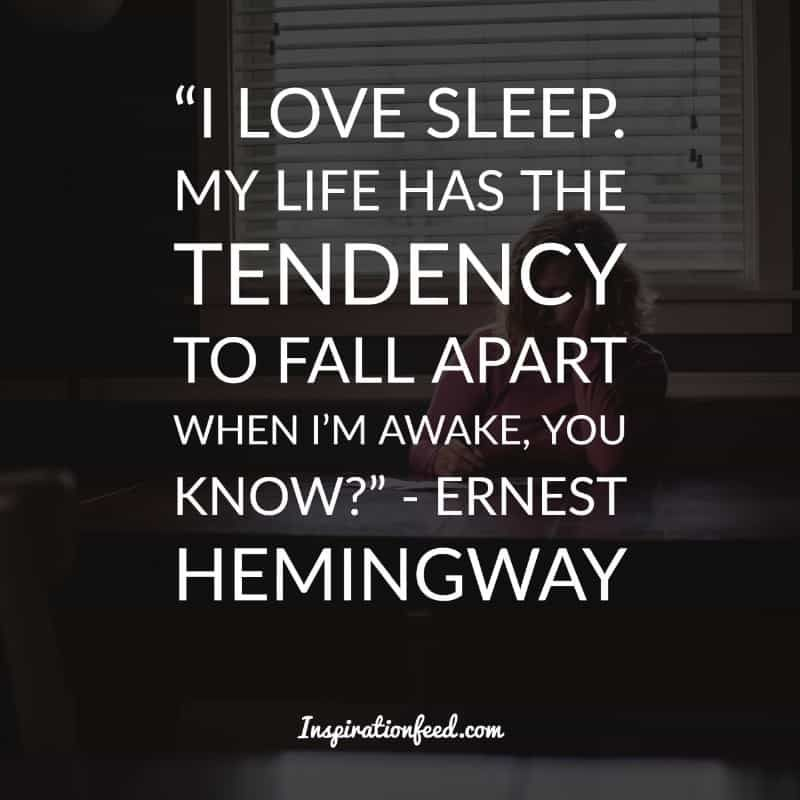 30 Short And Straightforward Ernest Hemingway Quotes On Life And
