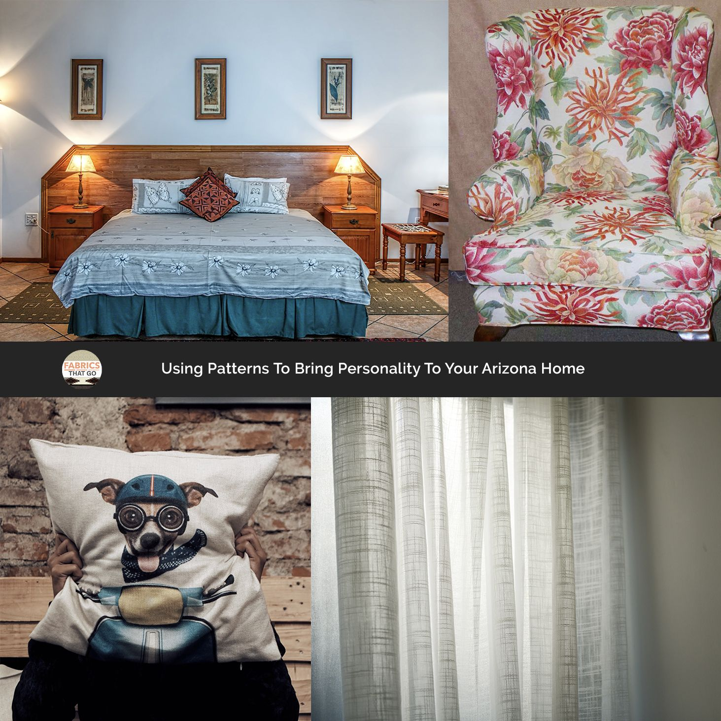 Patterns That Match Your Personal Style Tucson Drapery