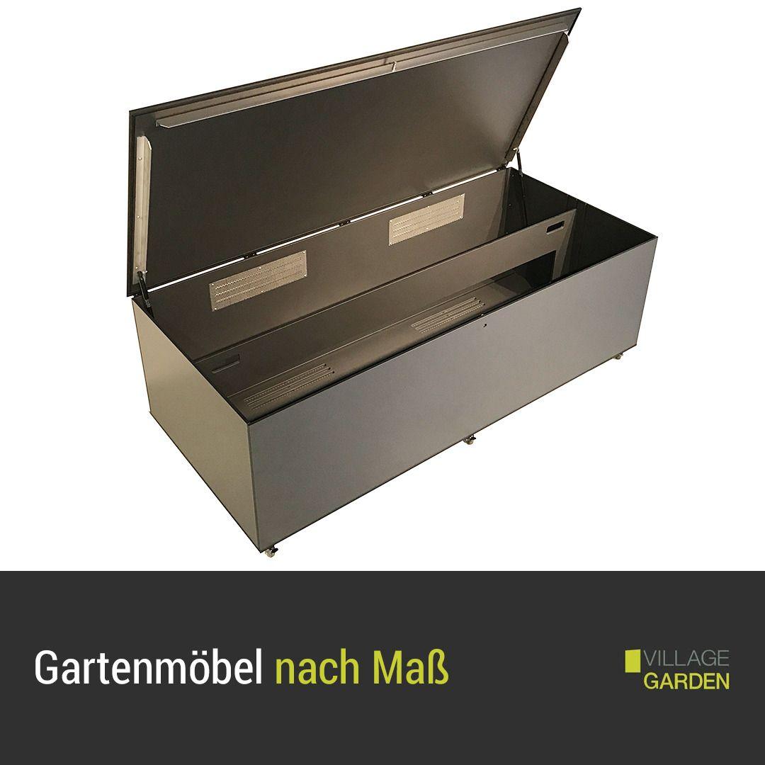 Massgefertigte Kissenbox Kissenbox Gartenmobel Gartenschrank