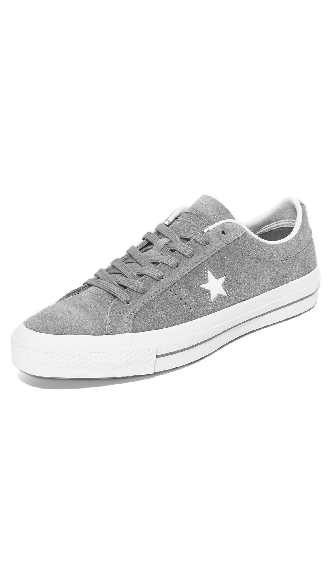 7578412354ed CONVERSE One Star Suede Sneakers.  converse  shoes  sneakers ...