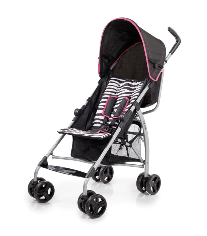 Summer Infant Go Lite Umbrella Stroller Wild Card Baby