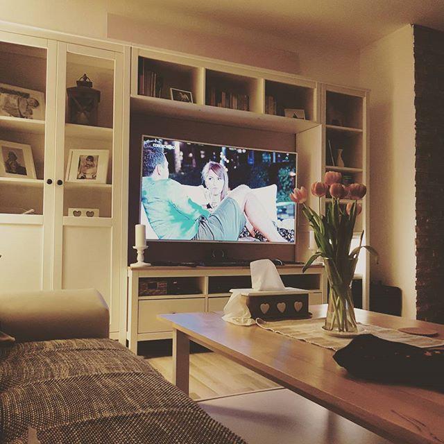 landhauswohnzimmer landhaus wohnzimmer selfmade tisch #livingroom - landhaus wohnzimmer