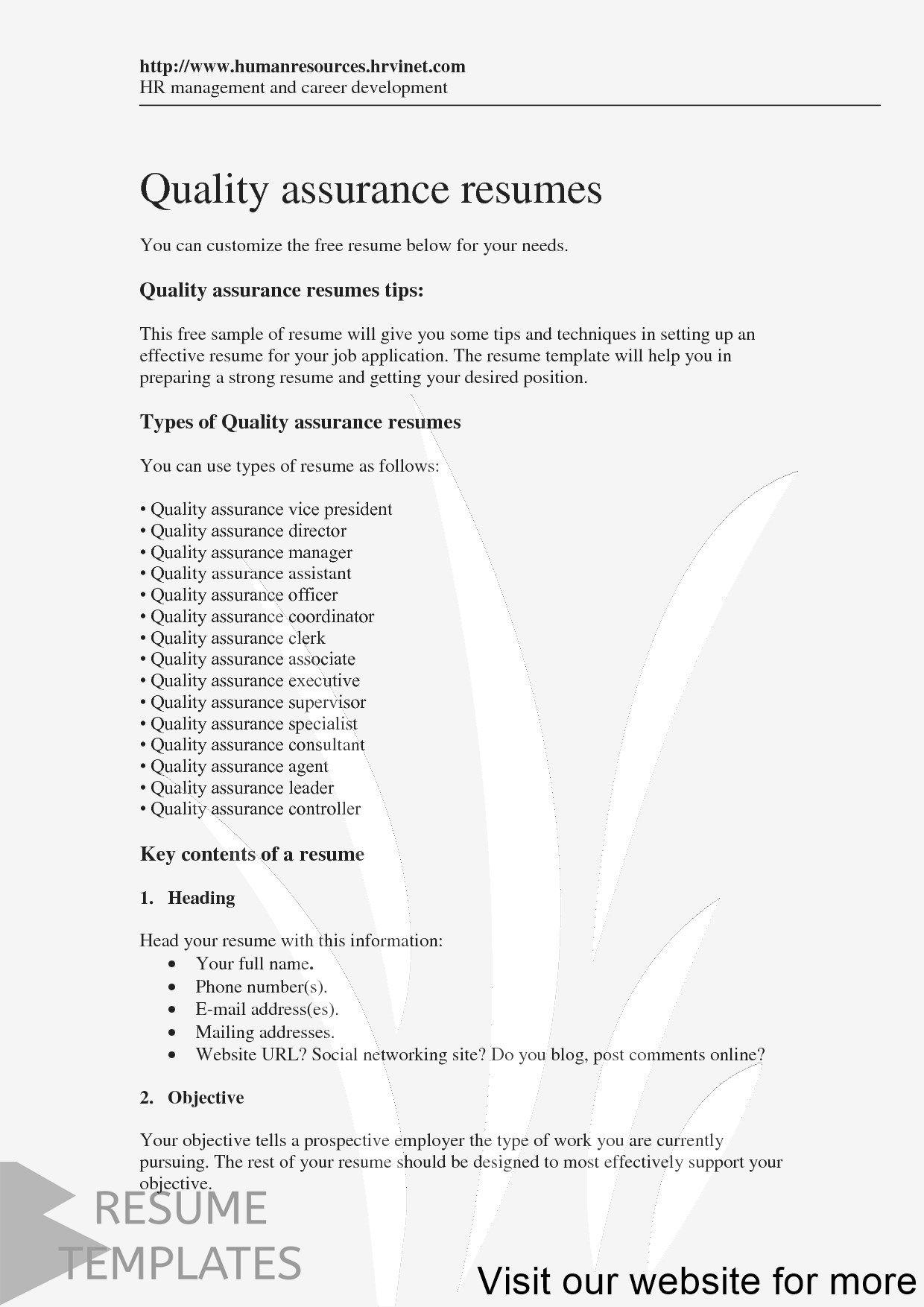 Simple Resume Template Word Doc In 2020 Resume Template Word