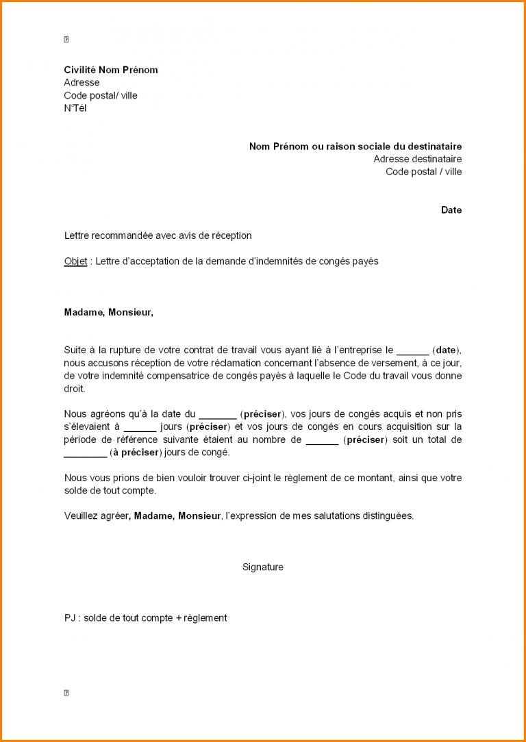 15 Exemple Demande D Emploi Gouvernoratmaniema Job Promotion Good Company Promotion