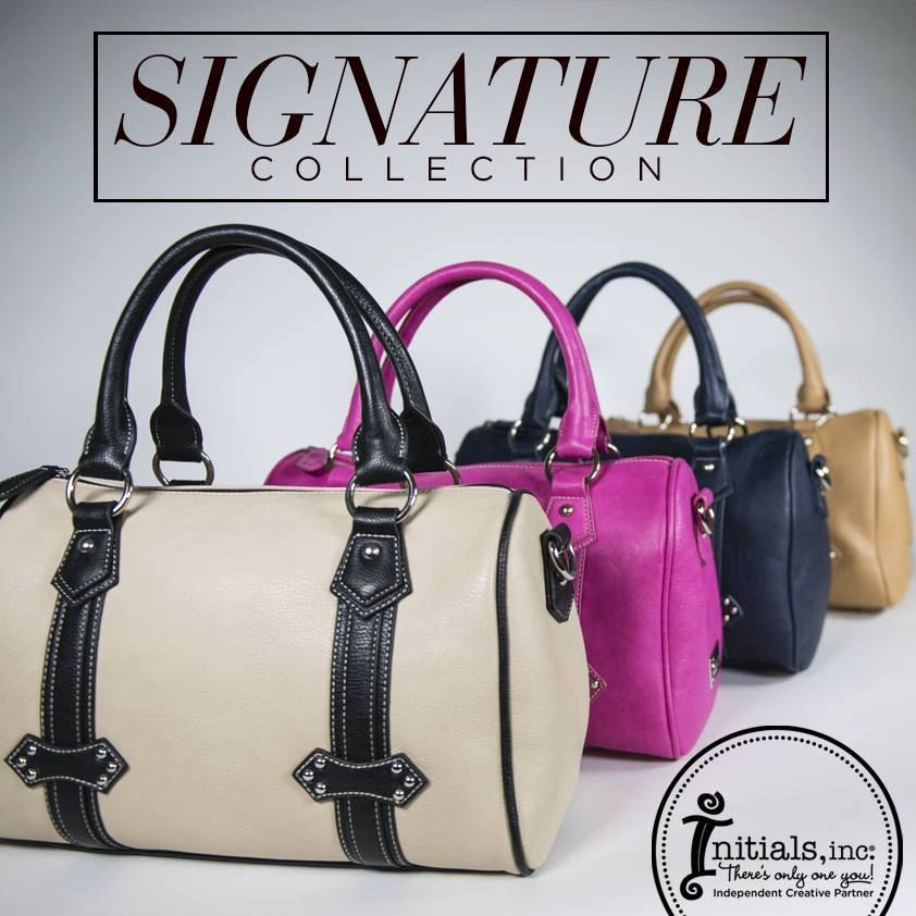 Gorgeous barrel bags in Stone/Black, Berry, Navy and Camel.  www.myinitials-inc.com/mandyh