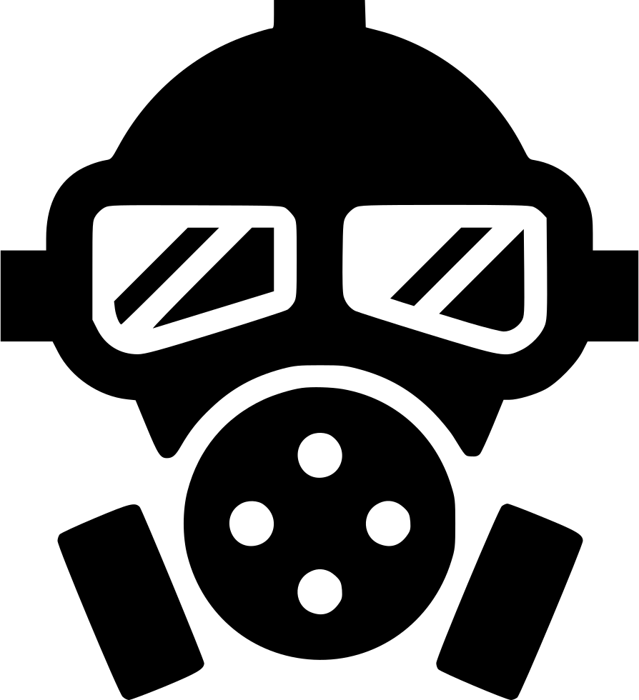 Gas Mask Poison Toxic Svg Png Icon Free Download 561434 Onlinewebfonts Com Dizajn