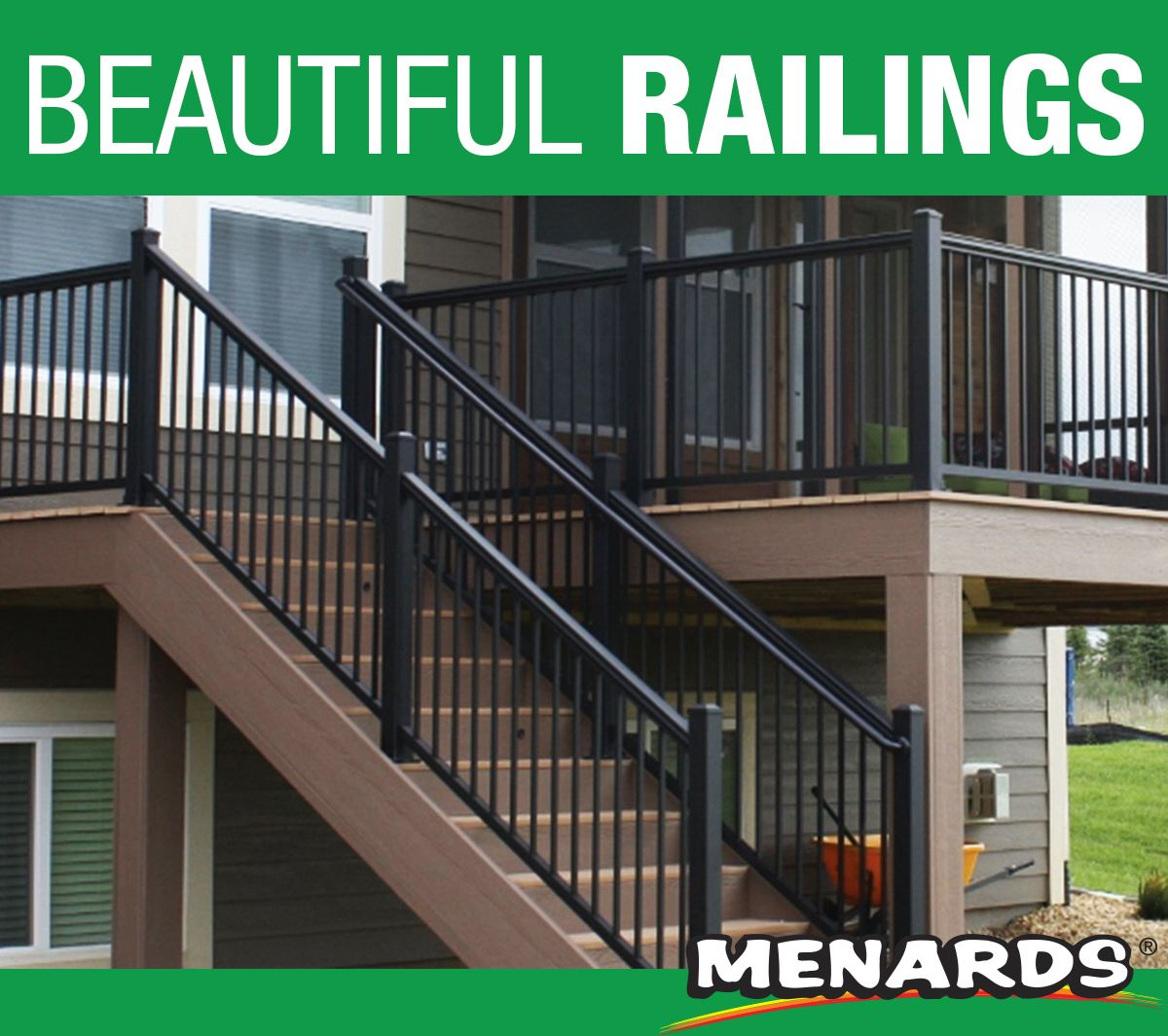 Best Upgrade Your Deck With Aluminum Railing That Has A Sleek 400 x 300