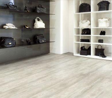 White Oak Light Design High End Resilient Flooring
