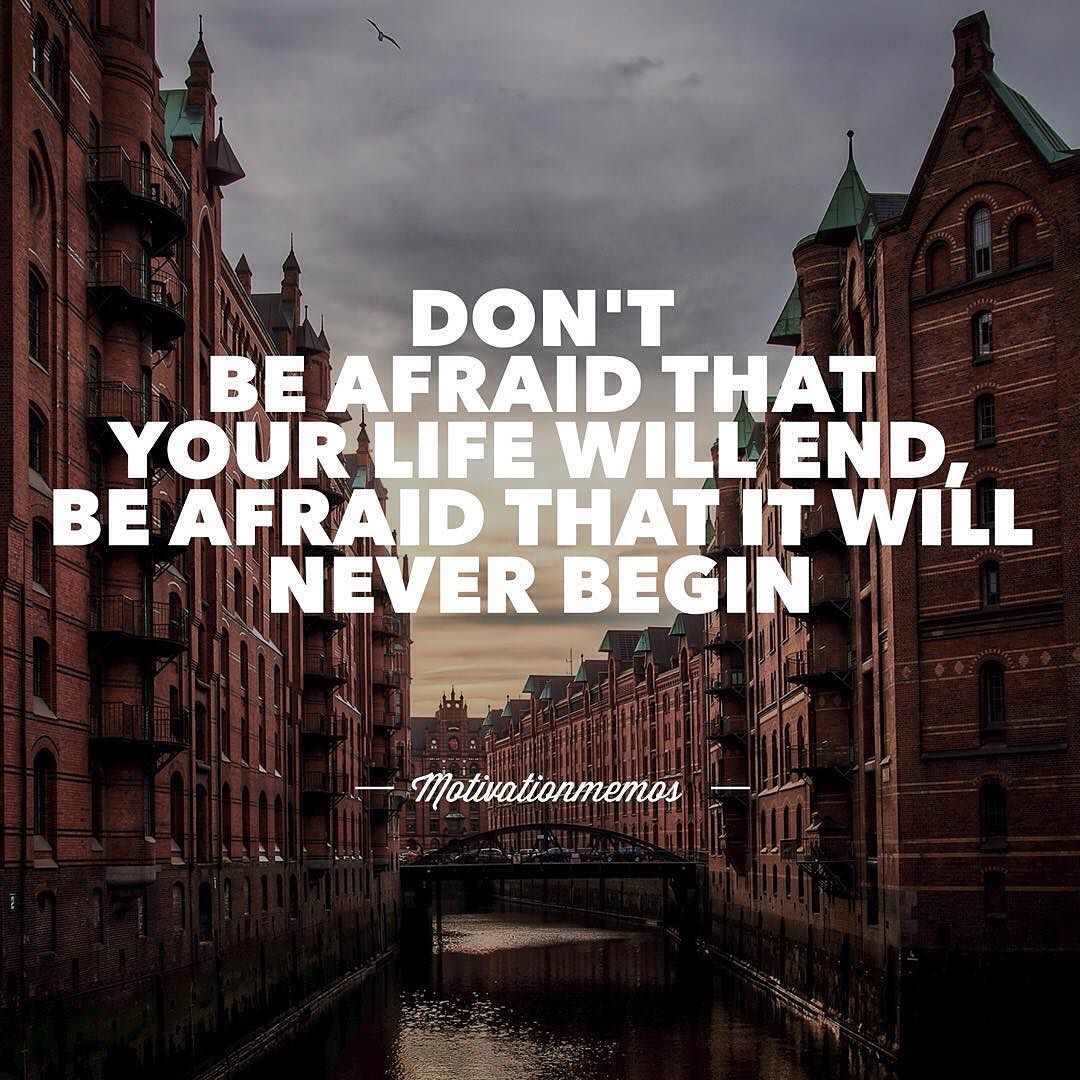 Don't be afraid of failure I've learnt that the fear of failure will deter you from what you truly want.  LIKE  & FOLLOW & TAG/COMMENT  by {Ed Zimbardi http://edzimbardi.com