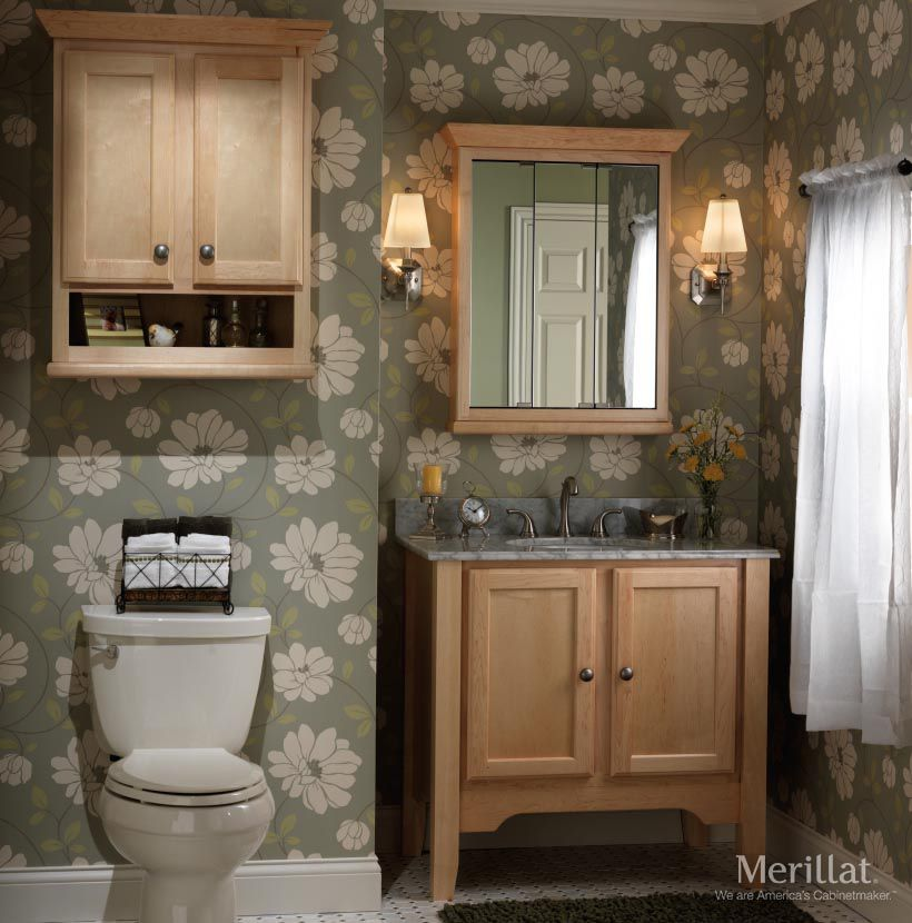 Merrilat Dusk Color Cabinets: Merillat Classic® Spring Valley In Maple Natural