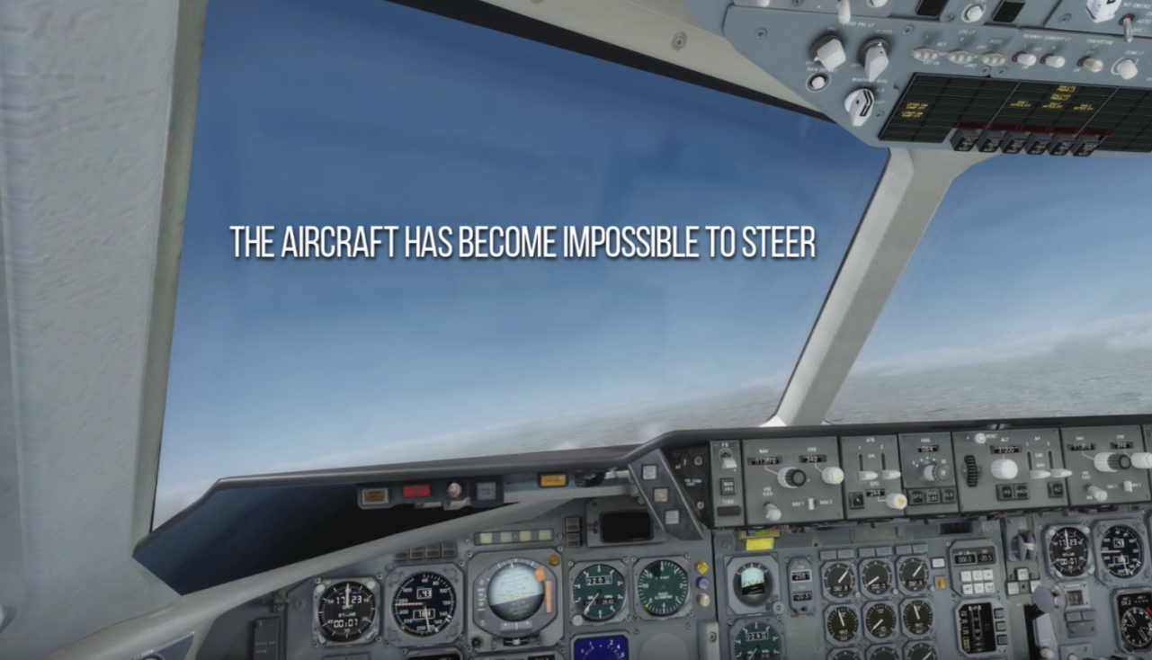 flygcforum com ✈ TheFlightChannel #1 ✈ The Impossible Landing | DC