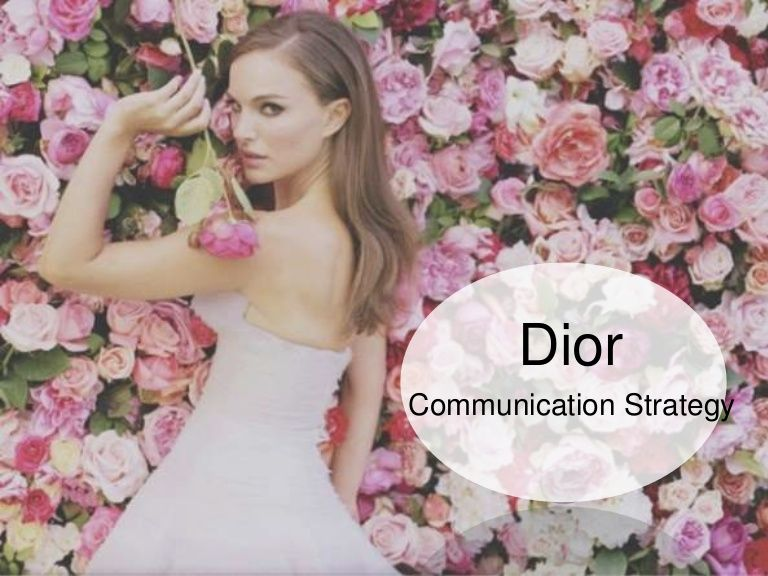Dior Communication Strategy Marketing for Fashion Pinterest - communication strategy