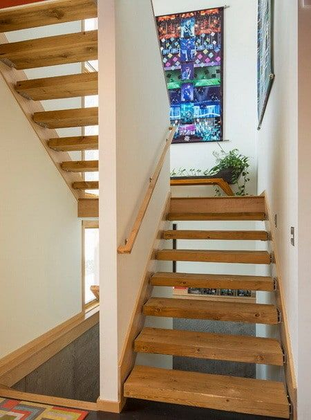 50 Amazing And Unique Staircase Design Ideas Staircase Design Modern Staircase Stairs Design