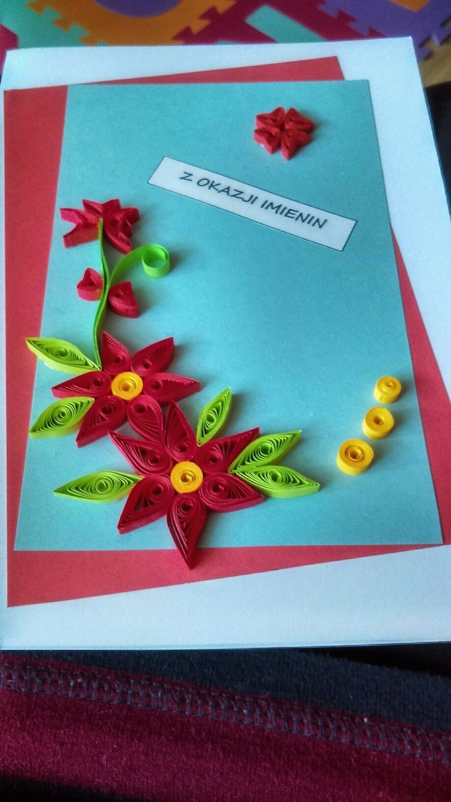 Pin Na Quilling