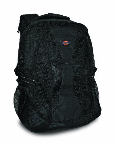 13a7758f2f Dickies Mesh Backpack Black One Size   This is an Amazon Affiliate link.  More info could be found at the image url.