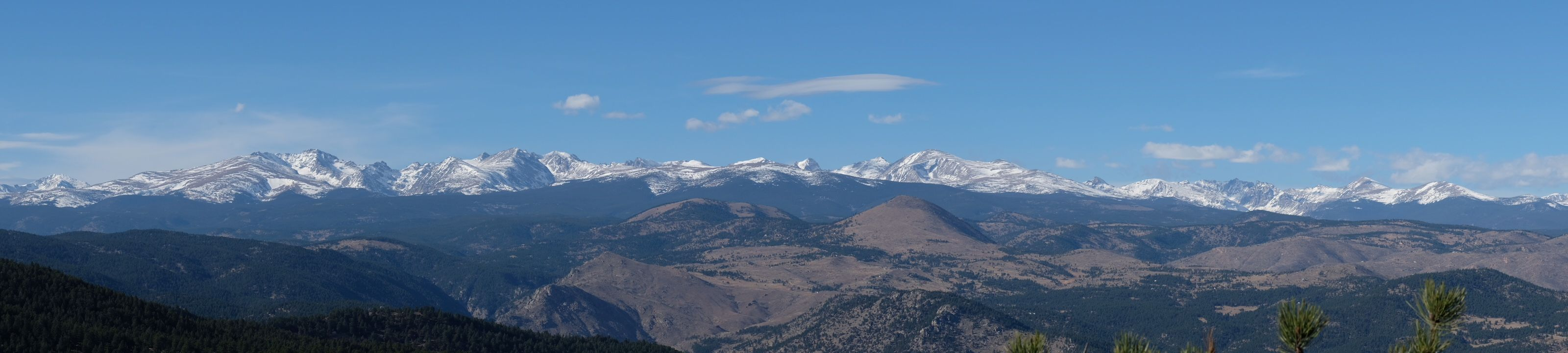 Pictures Of The Continental Divide Colorado