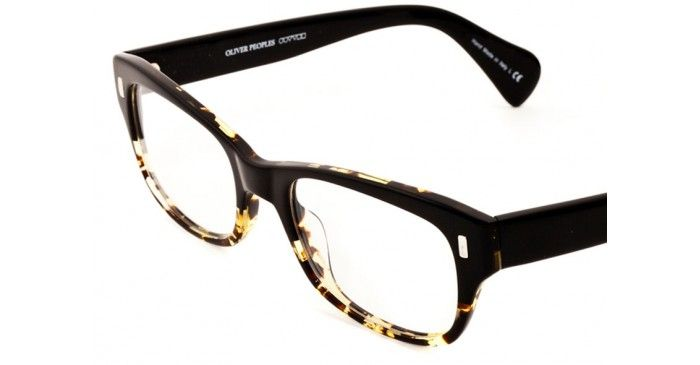 093822bf2d WACKS BLACK DTB OPTICAL EYEWEAR BY OLIVER PEOPLES