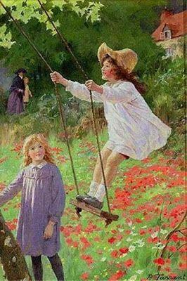 Percy Tarrant, British Illustartor (1855-1934):