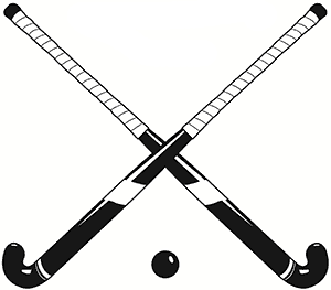 Crossed Field Hockey Sticks Clipart Best Field Hockey Field Hockey Sticks Hockey Stick