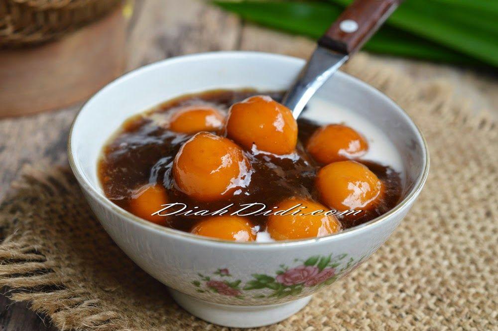 Bubur Candil Pati Garut Resep Resep Masakan Indonesia Makanan Dan Minuman