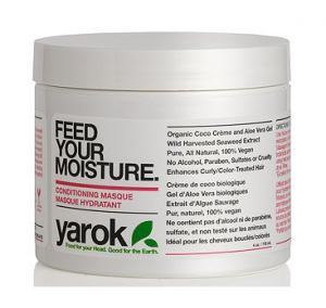Yarok is good! This hair masque is natural, thick, herbal and heavy but it doesn't weight down hair.  http://growlonghealthyhair.com/yarok-masque-review-yellow-herbal
