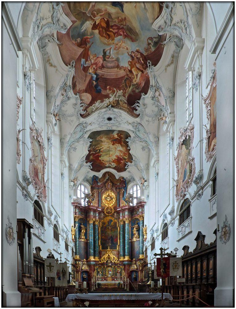 Bad Und Mehr Münster bad säckingen hochaltar münster st fridolin balou008