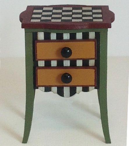 Kari Bloom, Miniton Miniatures, Miniature furniture | Miniatures ...