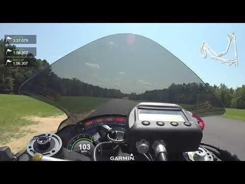 CMP INTERMEDIATE TRACKDAY N2 ZX10R CAROLINA MOTORSPORTS PARK
