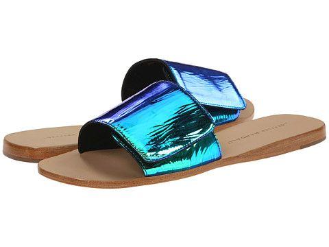 4eda93f67b70 Loeffler Randall Sibi Acid Iridescent - Zappos Couture Open Toe Shoes