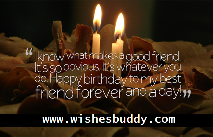 sweet birthday wishes for best friend male/female http