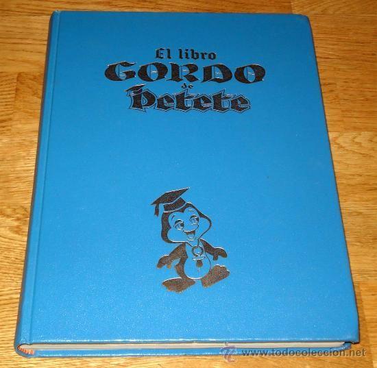 El Libro Gordo De Petete Juguetes Infantiles Infancia Libros Infantiles