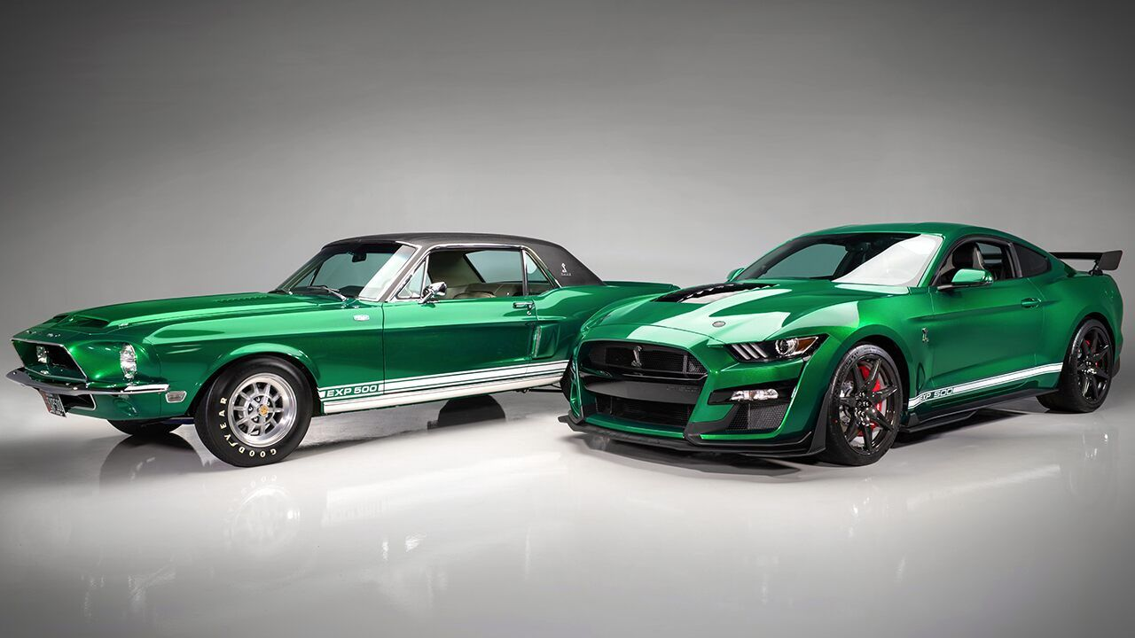 1 1 Million 2020 Ford Mustang Shelby Gt500 Is Very Green Machine In 2020 Mustang Shelby Ford Mustang Shelby Ford Mustang Shelby Gt500