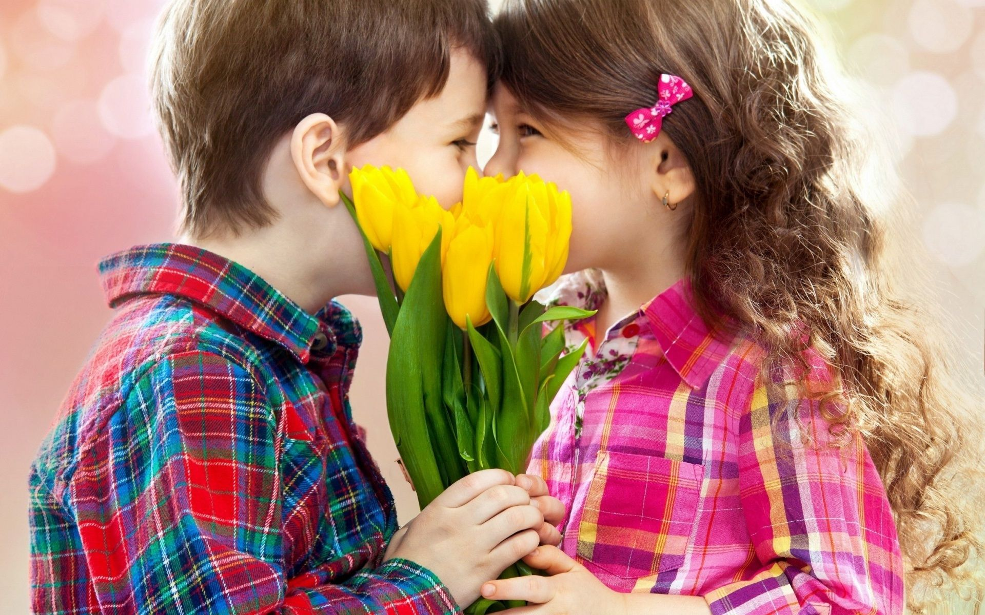 cute Love Girl And Boy Wallpaper : Baby couple Wallpaper Widescreen cute Wallpapers Pinterest More couple wallpaper and ...