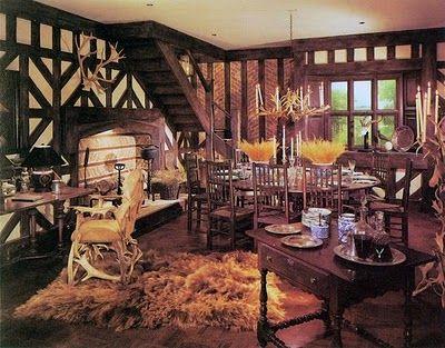 Stunning Tudor Interior Design Pictures - Best Ideas Exterior ...