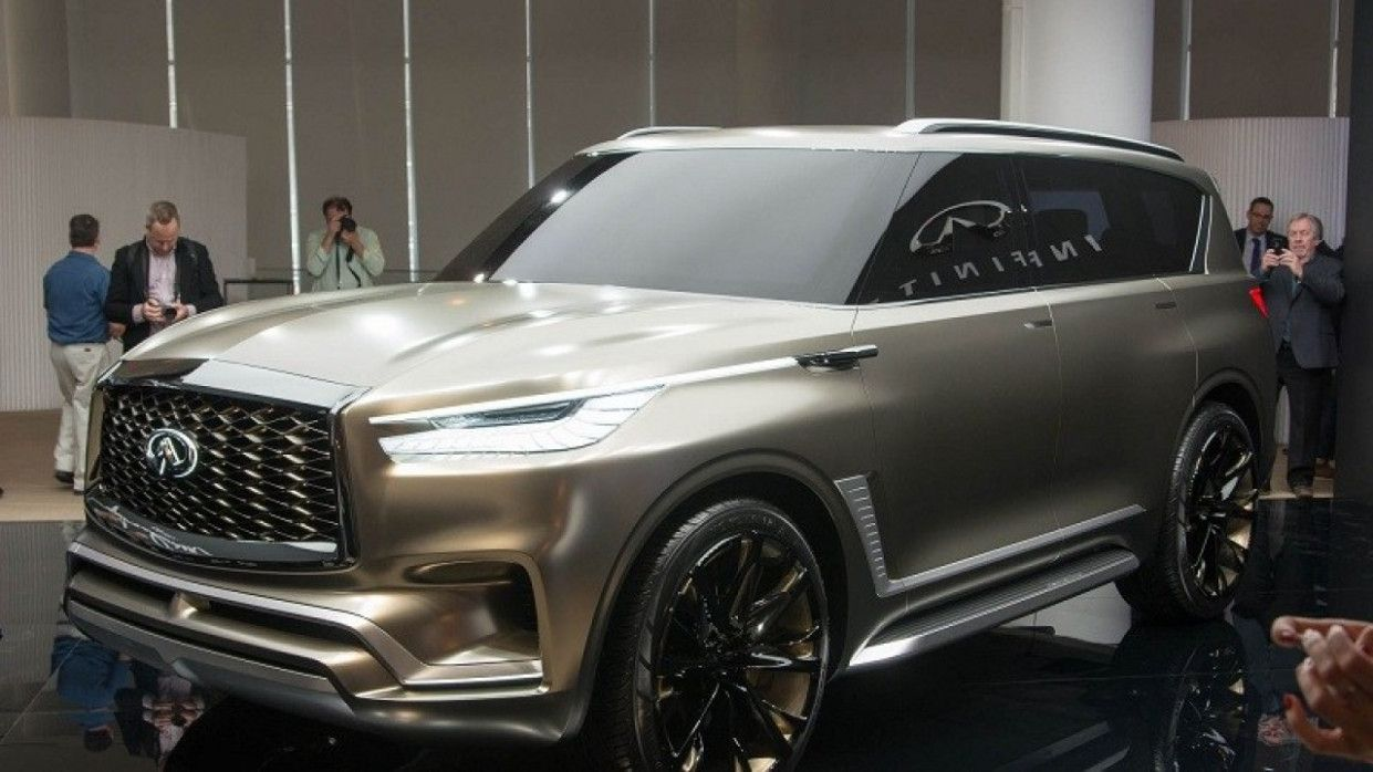 Infiniti X 80 2020 Rumors Luxury Suv Infiniti Fx35 Suv
