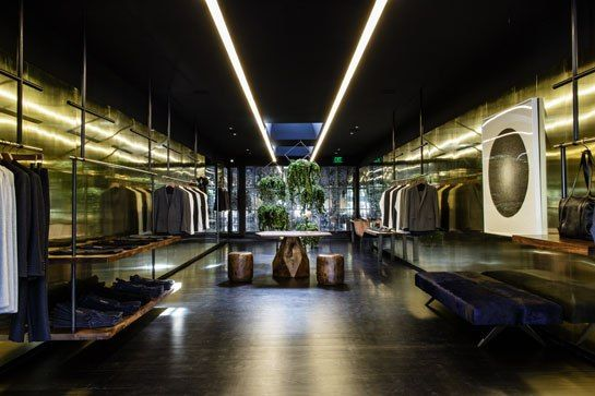 Commune Designs Mattisons First Clothing Boutique In Los Angeles Design FirmsEnvironment