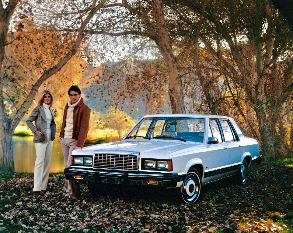 1982 Ford Granada Sedan Ford Granada Granada Ford