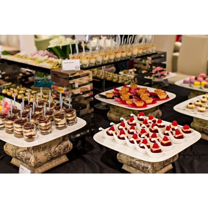 Trendy Wedding Catering For Your Big Day!