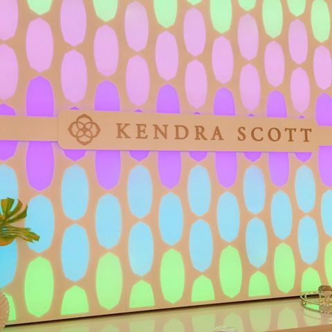 Can't have a shopping day in Mizner without a trip to Kendra Scott! Excited for all of the exciting things we are doing with them.