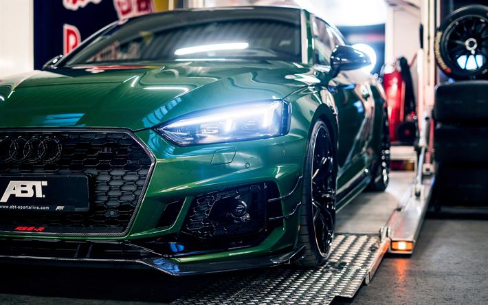 Download Wallpapers 4k Abt Audi Rs5 R Abt Sportsline