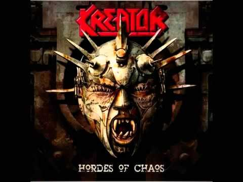Kreator - Hordes Of Chaos (Full Album).mp4
